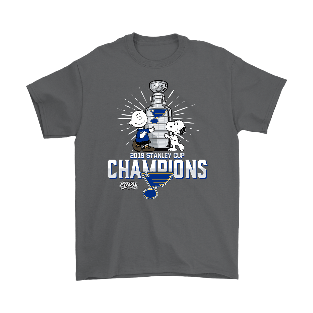 2019 Stanley Cup Champion St. Louis Blues Snoopy Shirts 2