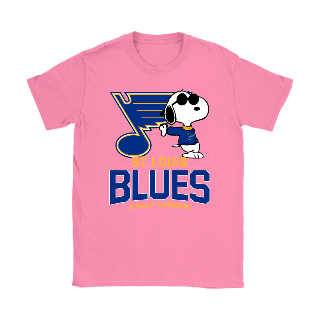 Joe Cool Snoopy St. Louis Blues Totally Awesome Shirts 9