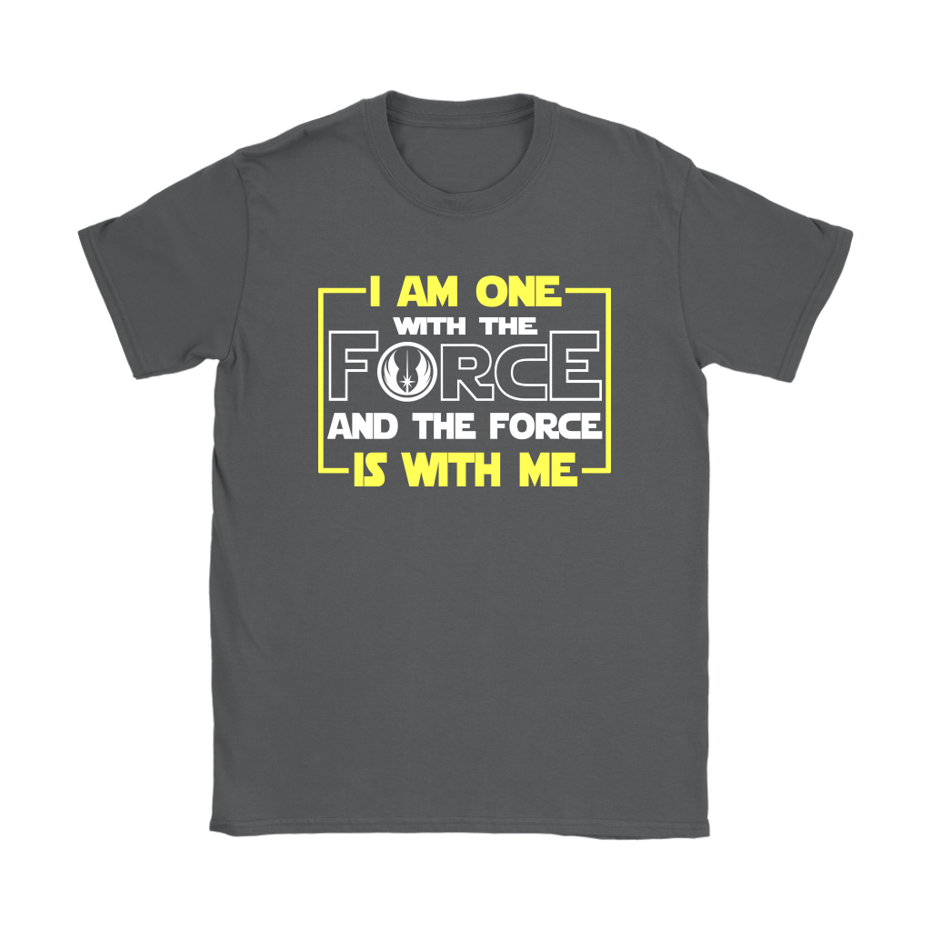 Star Wars Rogue One I'm One With The Force Shirts 8