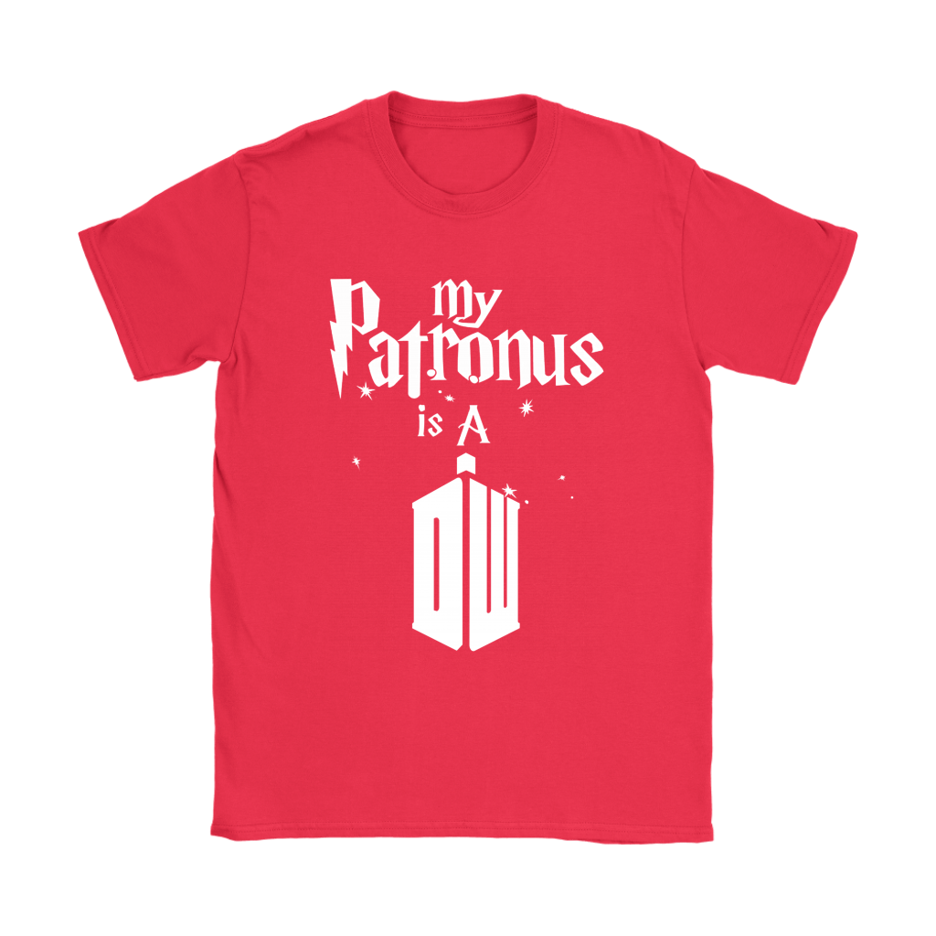 Harry Potter My Patronus Is A Doctor Who Shirts 11