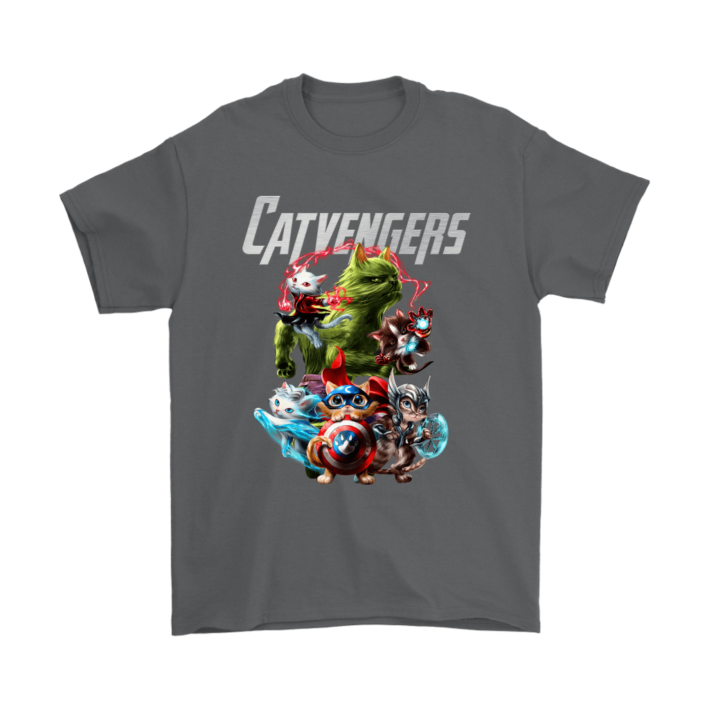 CatVengers Awesome Cats Avengers Shirts 2