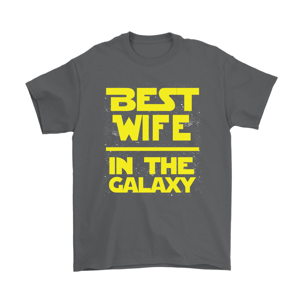 Best Wife In The Galaxy Star Wars Shirts 2