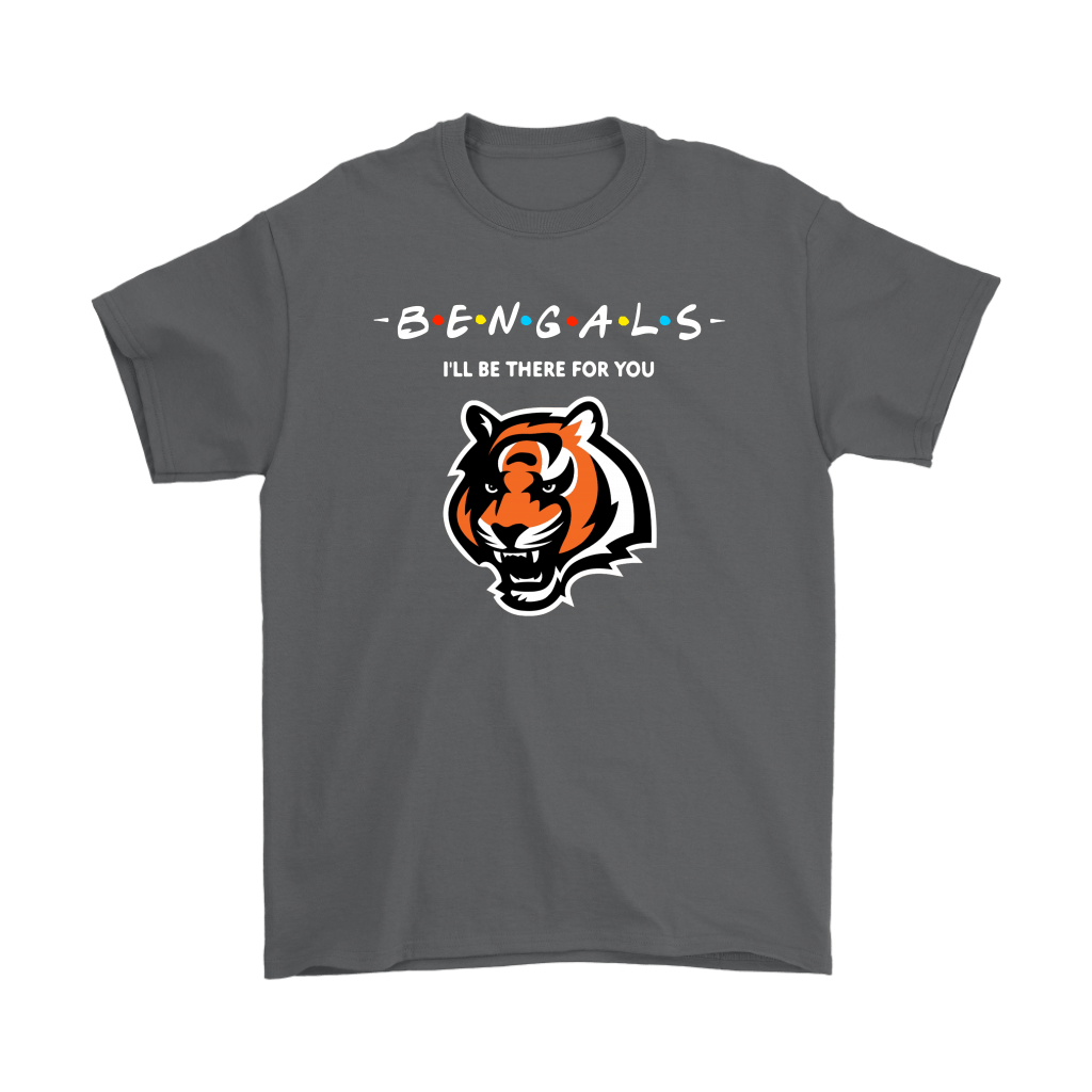 I'll Be There For You Cincinnati Bengals FRIENDS Movie NFL Shirts 2