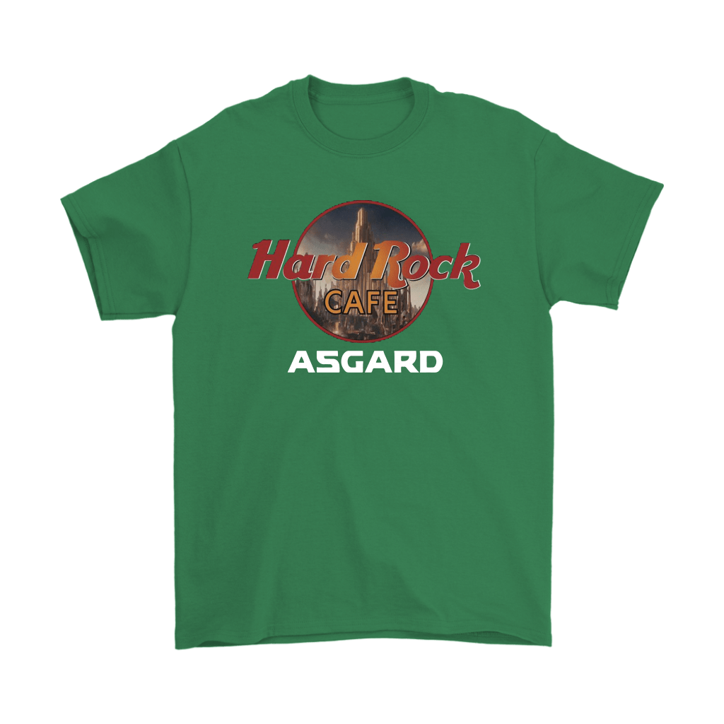 Hard Rock Cafe Asgard Marvel Avengers Shirts 6
