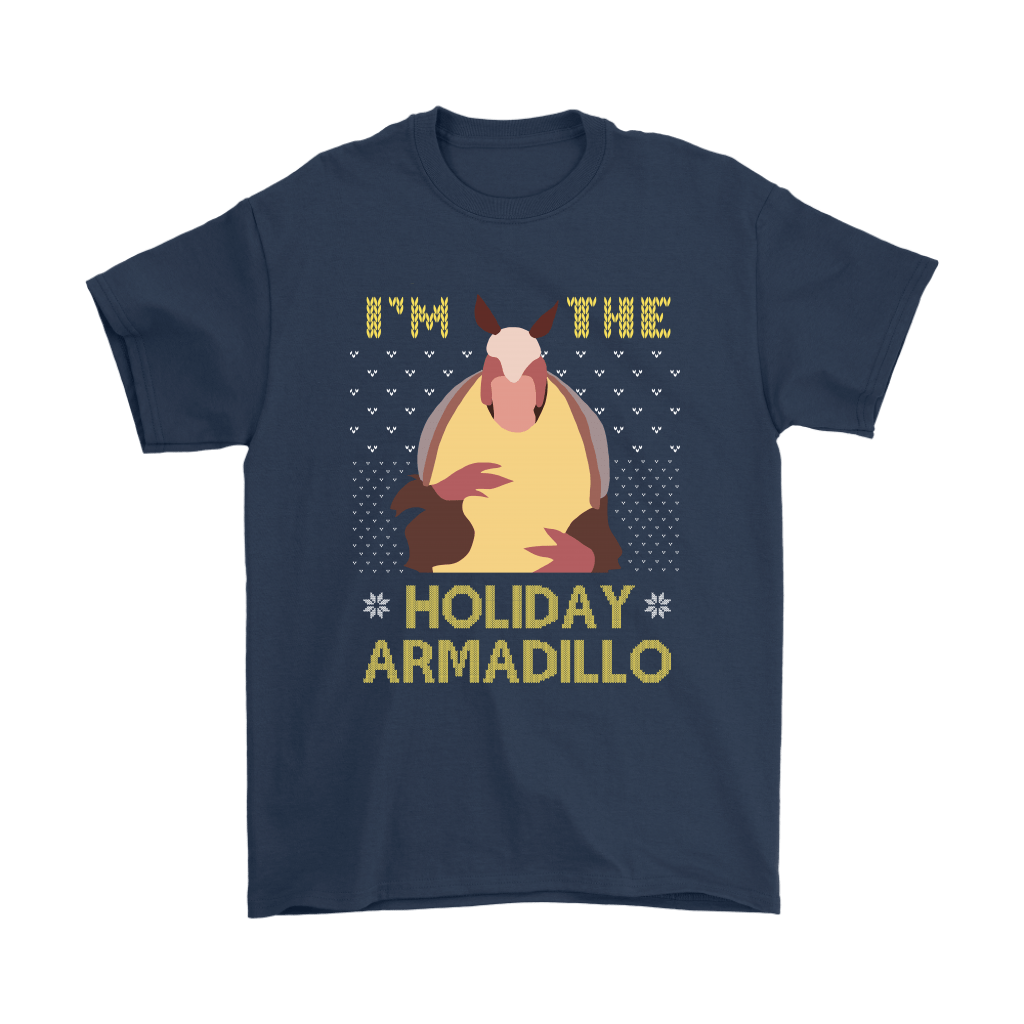 I'm The Holiday Armadillo F.R.I.E.N.D.S Christmas Holiday Shirts 3