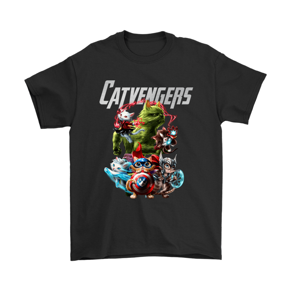CatVengers Awesome Cats Avengers Shirts 1