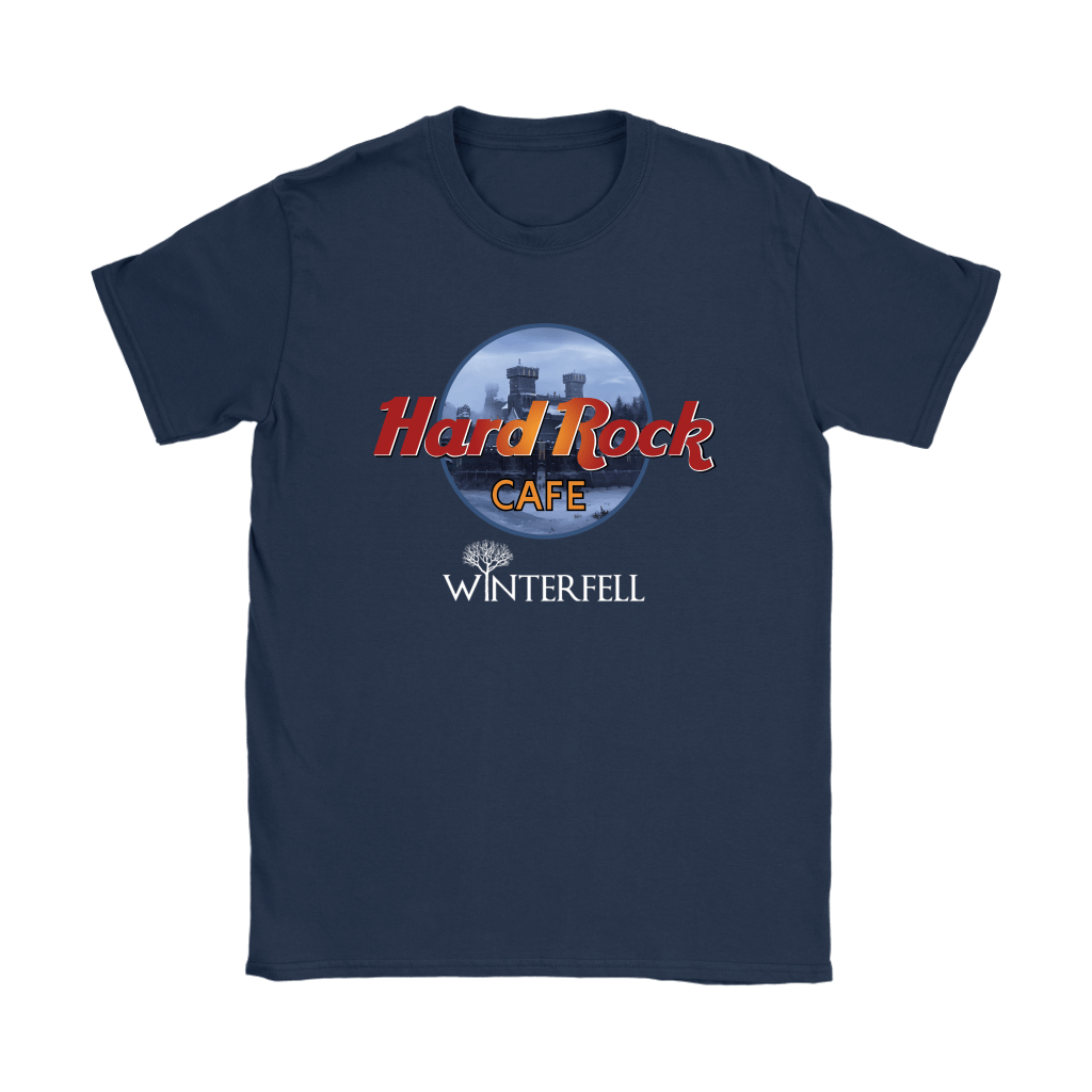 Hard Rock Cafe Winterfell Game Of Thrones Shirts 11