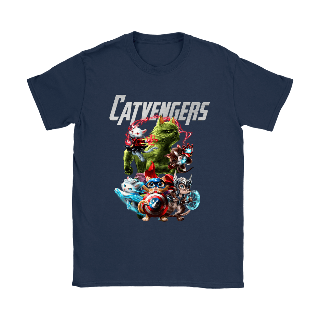CatVengers Awesome Cats Avengers Shirts 9