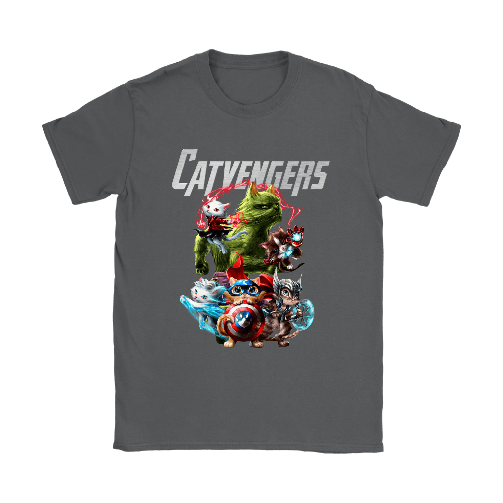 CatVengers Awesome Cats Avengers Shirts 8