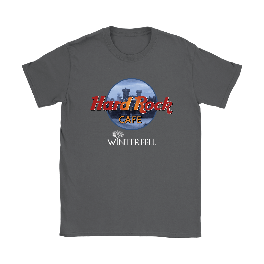 Hard Rock Cafe Winterfell Game Of Thrones Shirts 10