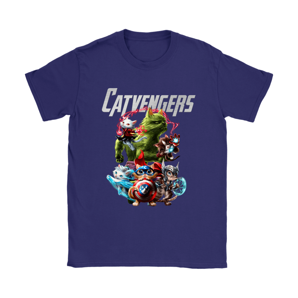 CatVengers Awesome Cats Avengers Shirts 10