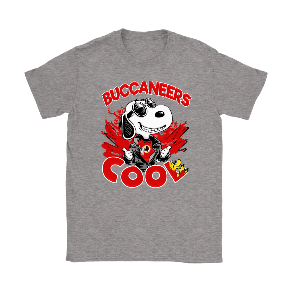 Tampa Bay Buccaneers Snoopy Joe Cool We're Awesome Shirts 14