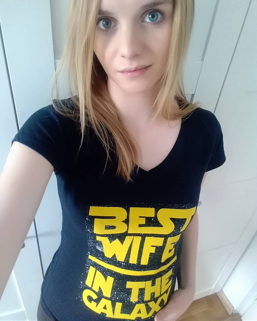 Best Wife In The Galaxy Star Wars Shirts photo review