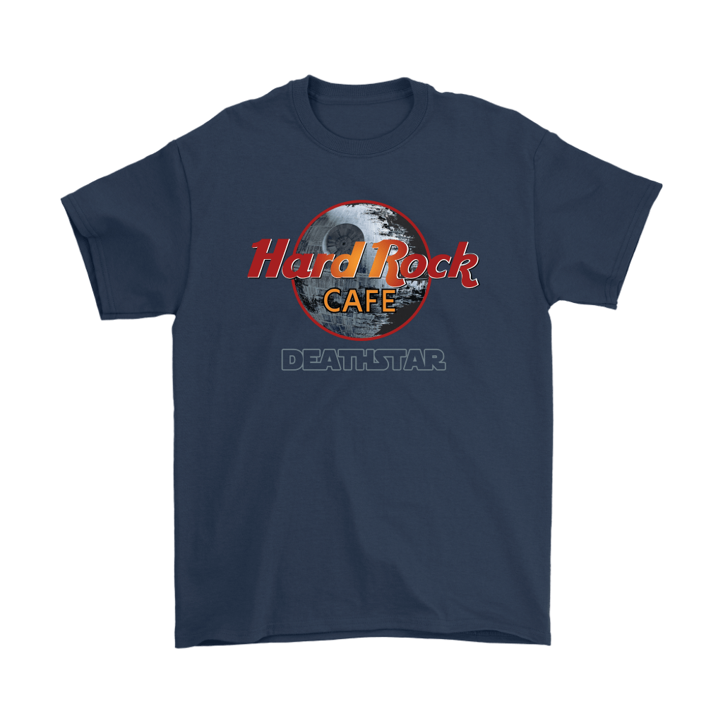 Star Wars Hard Rock Cafe Deathstar Shirts 2