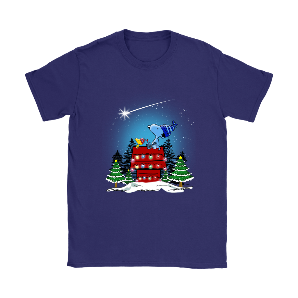 Watch The Shooting Star Woodstock And Snoopy Christmas Shirts 8