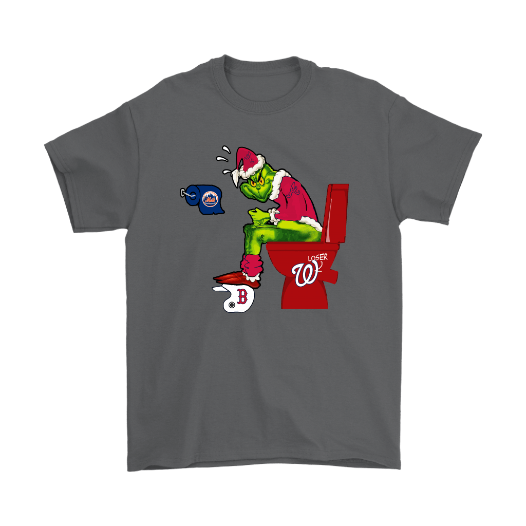 The Grinch Atlanta Braves Shit On Other Teams MLB Shirts 15