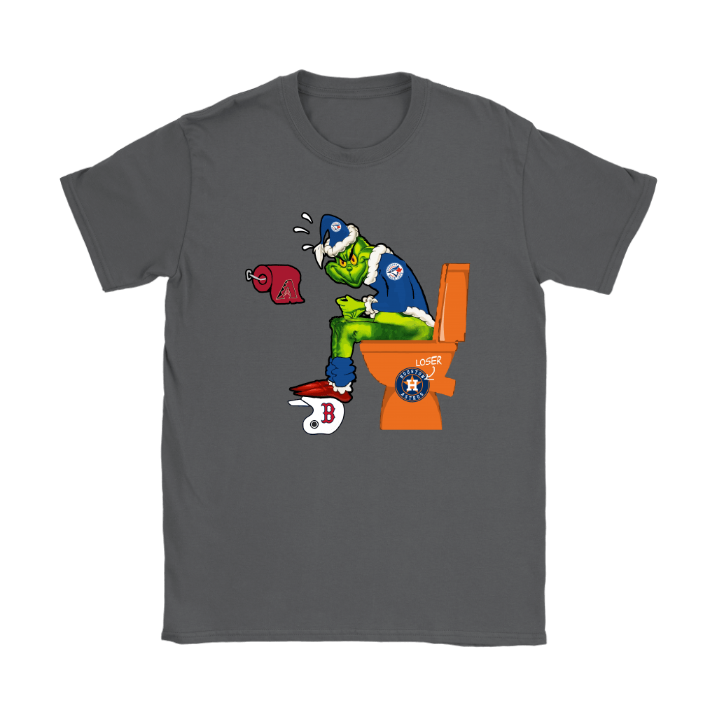 The Grinch Toronto Blue Jays Shit On Other Teams MLB Shirts 9