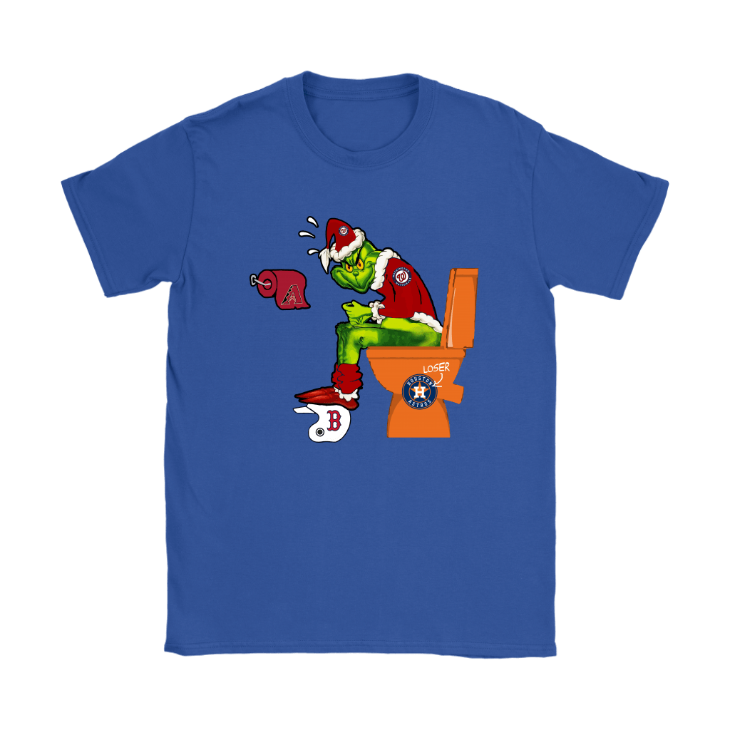 The Grinch Washington Nationals Shit On Other Teams MLB Shirts 12