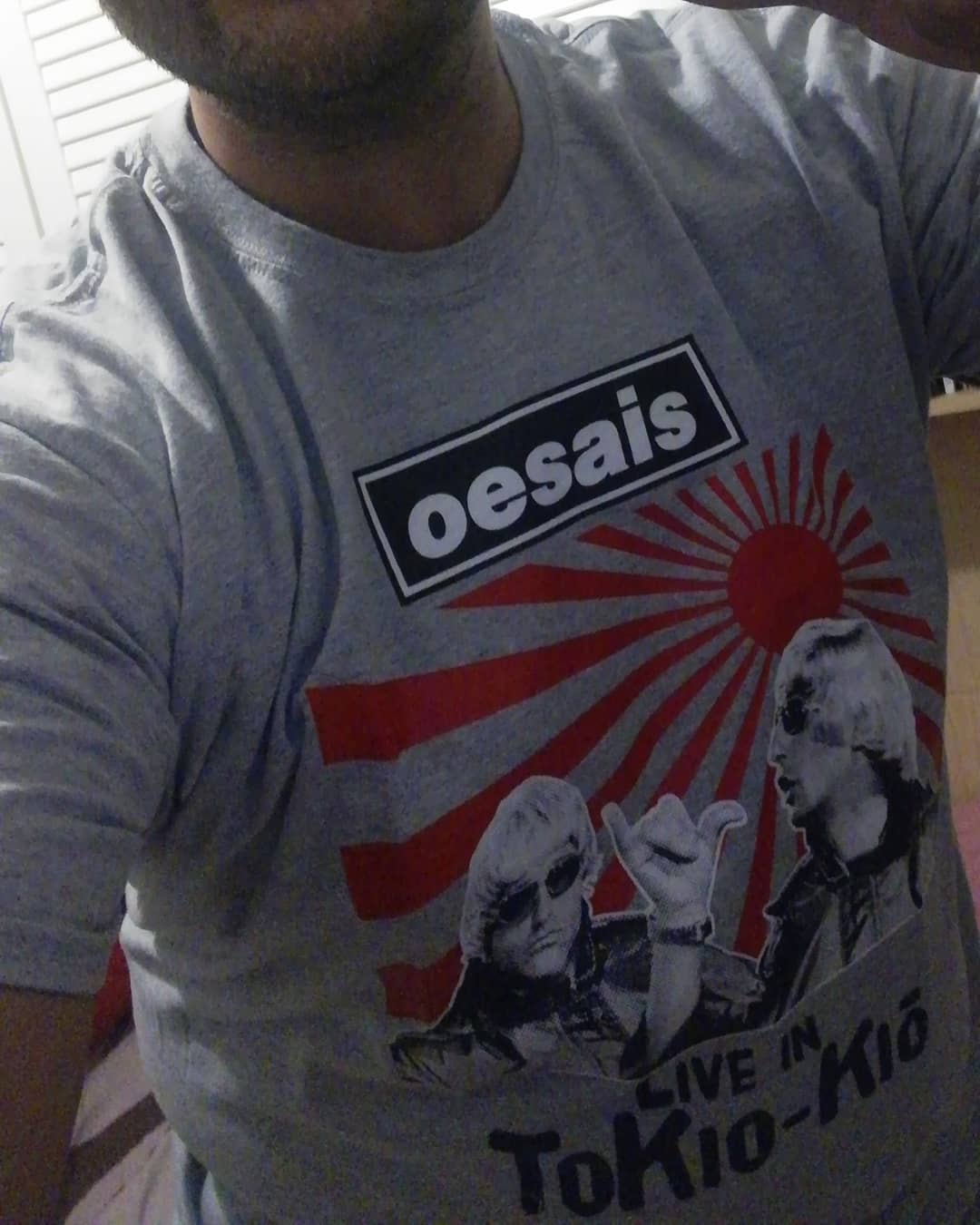 Oesais Live In Tokio-Kio Shirts photo review