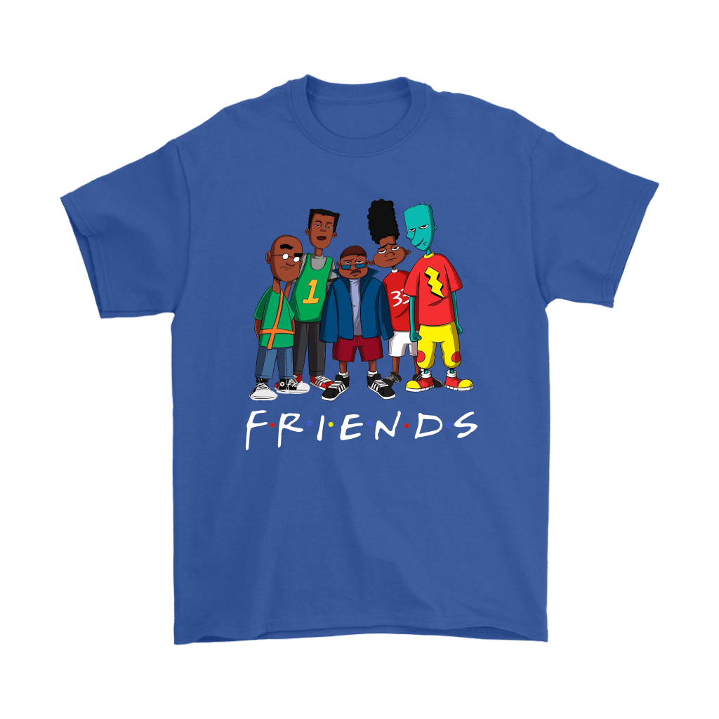 Skeeter Doug Fillmore Recess Vince Sticky We Are Black Shirts 5