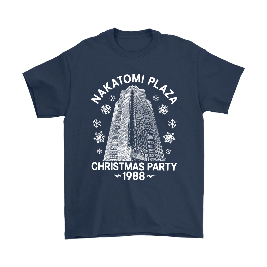 Nakatomi Plaza Christmas Party 1988 Die Hard Shirts 12