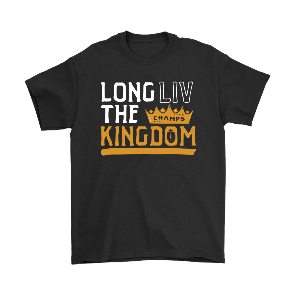 Long LIV The Champs Kansas City Chief Kingdom Super Bowl LIV Shirts 1