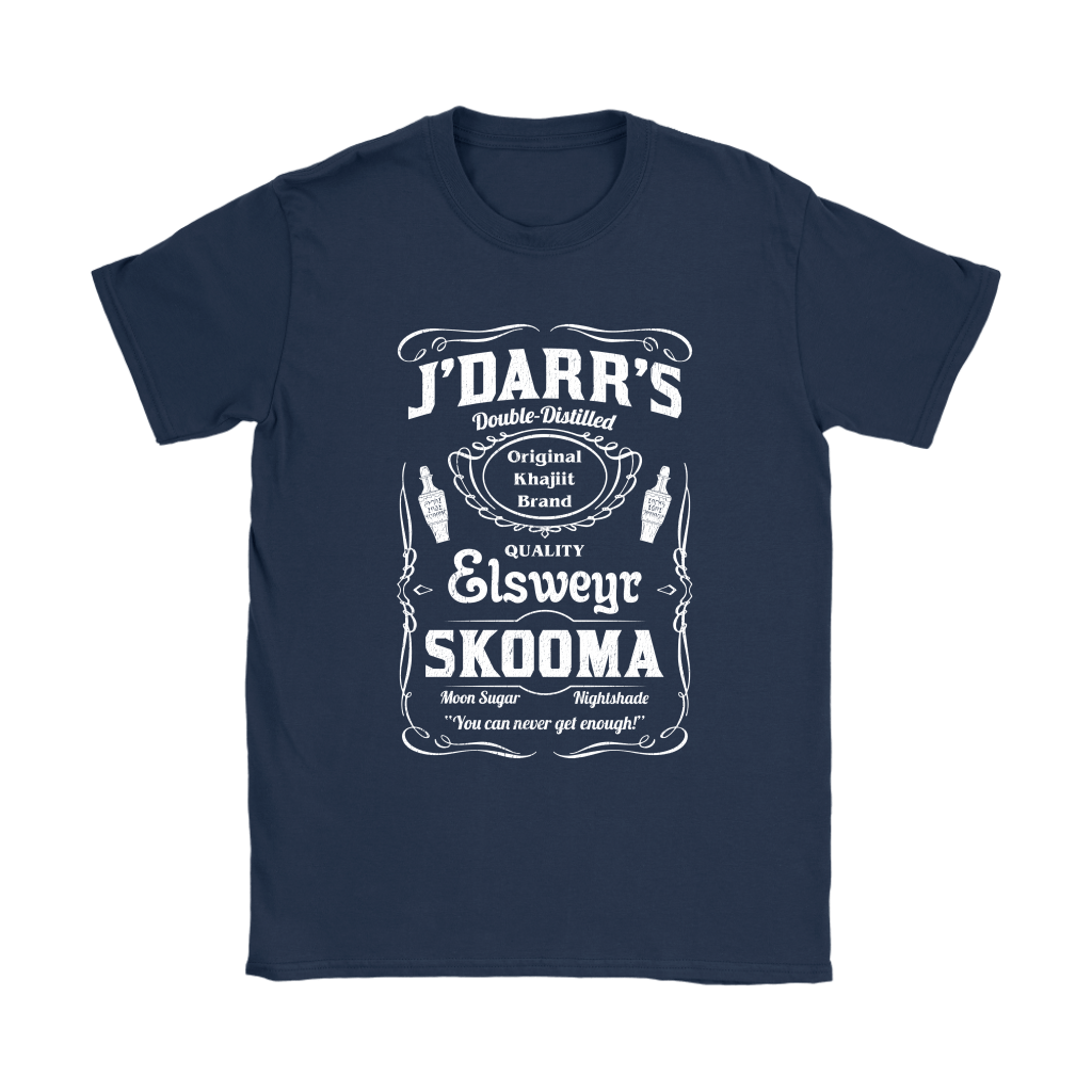 J'Darr's Double Distilled Quality Elsweyr Skooma Shirts 9