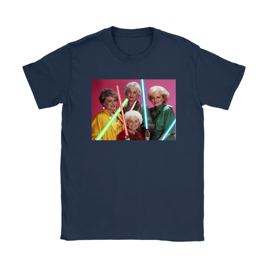 The Golden Girls Star Wars Mashup Shirts 10
