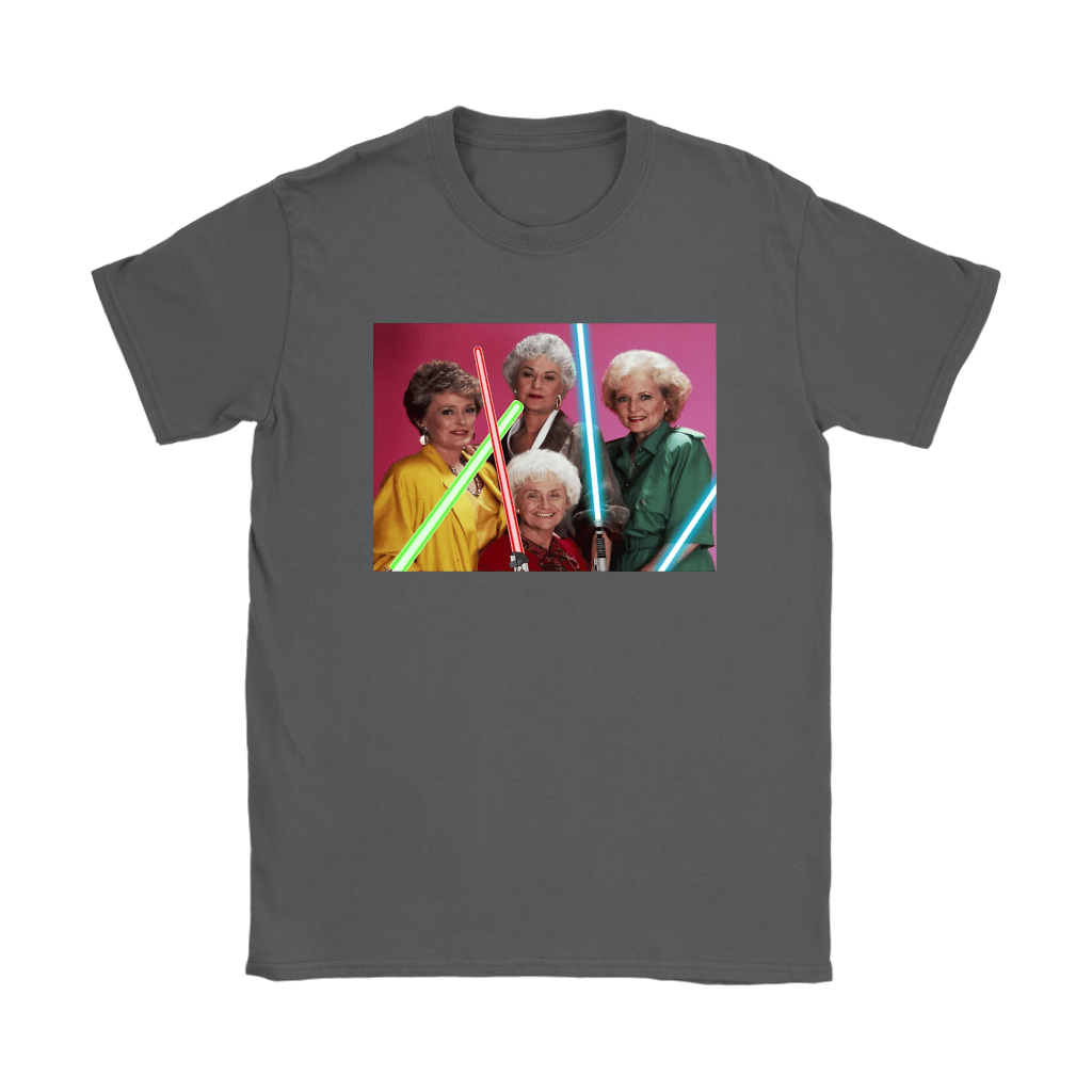 The Golden Girls Star Wars Mashup Shirts 9