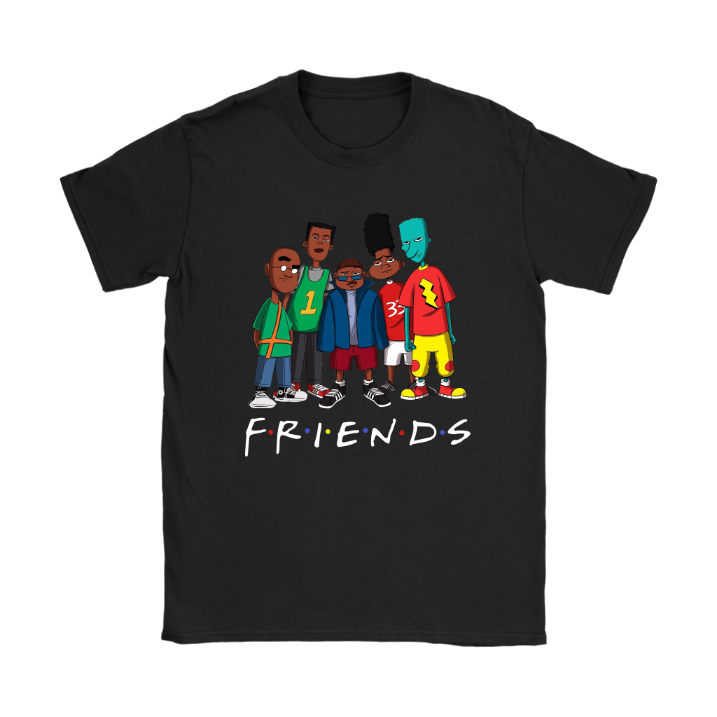 Skeeter Doug Fillmore Recess Vince Sticky We Are Black Shirts 8