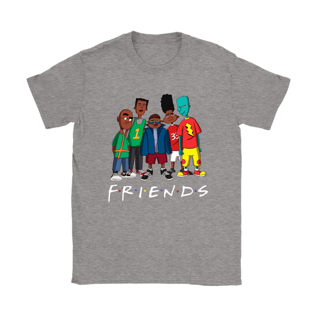 Skeeter Doug Fillmore Recess Vince Sticky We Are Black Shirts 13