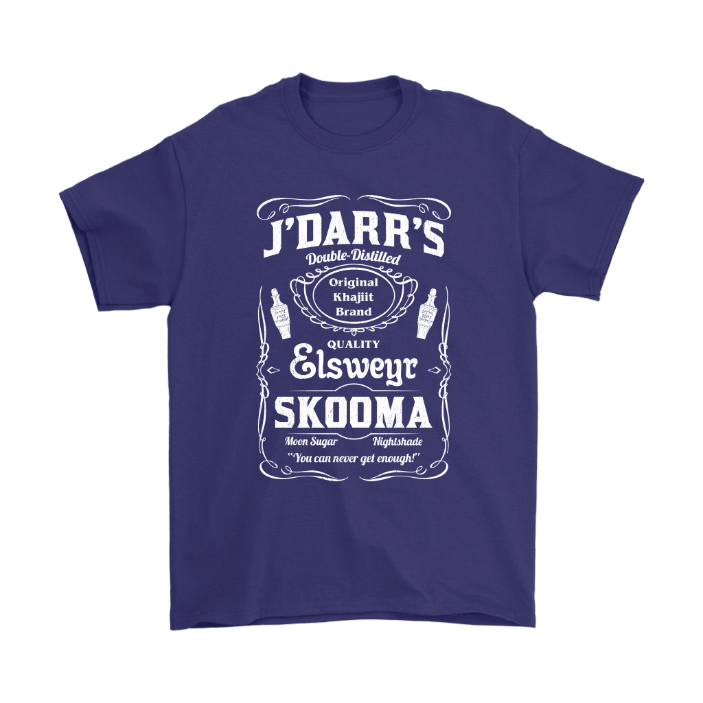 J'Darr's Double Distilled Quality Elsweyr Skooma Shirts 4