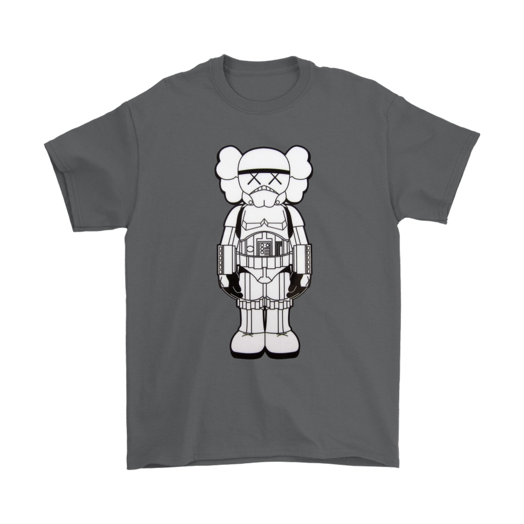 Star Wars Stormtrooper KAWS Shirts 2