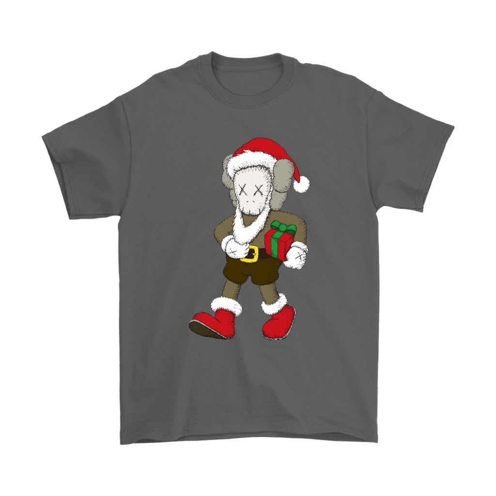 Santa Claus KAWS Brings The Christmas Gift Shirts 2
