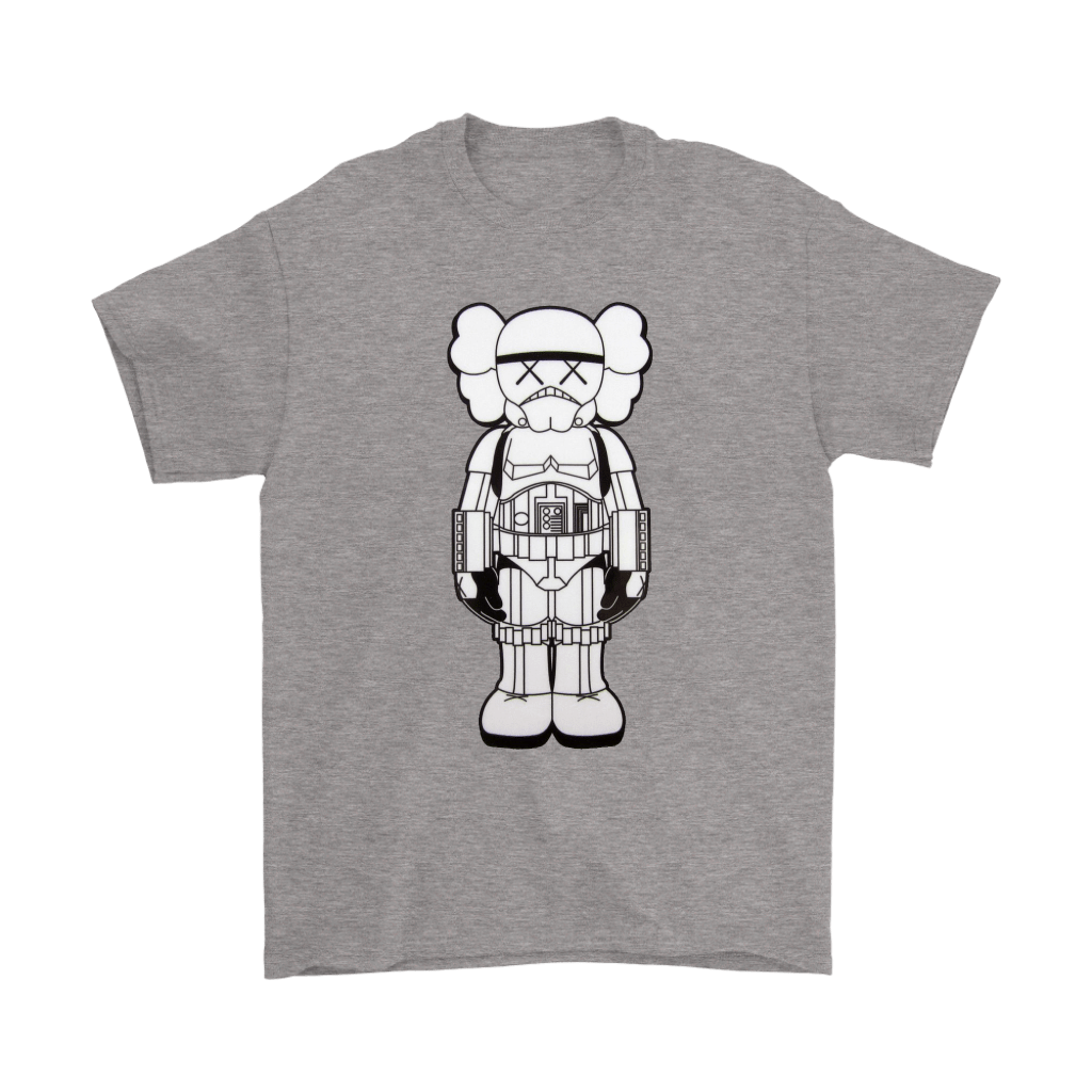 Star Wars Stormtrooper KAWS Shirts 5