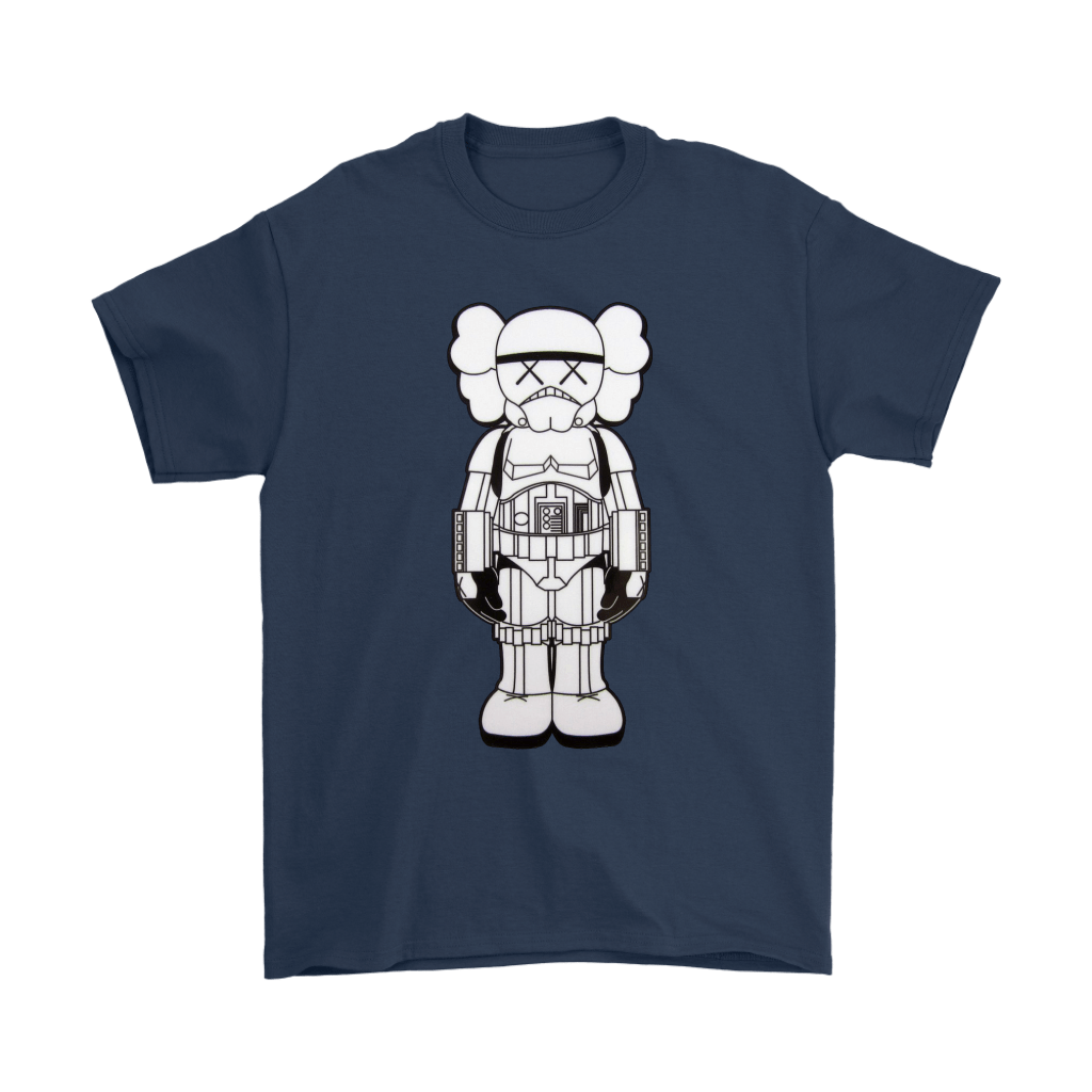 Star Wars Stormtrooper KAWS Shirts 3