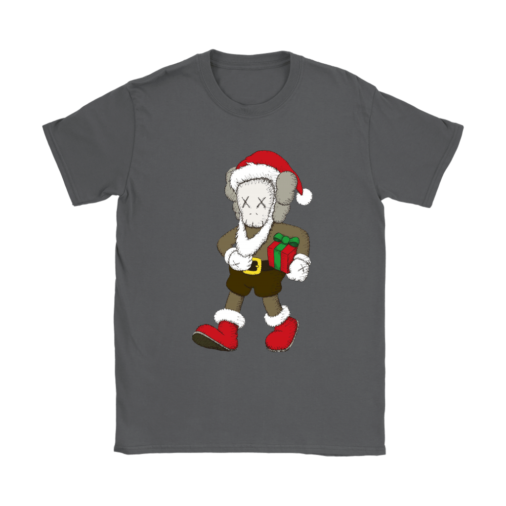 Santa Claus KAWS Brings The Christmas Gift Shirts 9