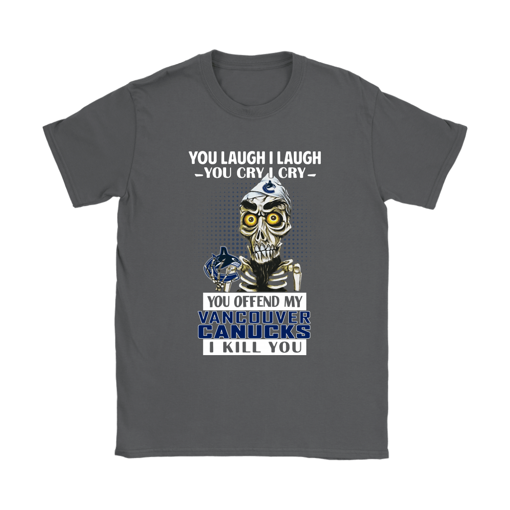 Jeff Dunham Achmed The Dead Terrorist Vancouver Canucks NHL Shirts 8