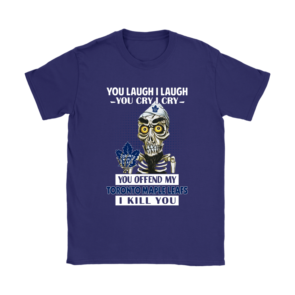 Jeff Dunham Achmed The Dead Terrorist Toronto Maple Leafs NHL Shirts 21