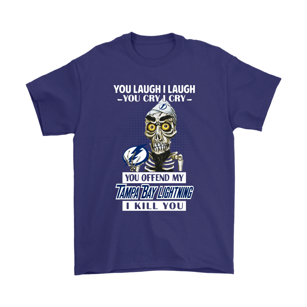 Jeff Dunham Achmed The Dead Terrorist Tampa Bay Lightning NHL Shirts 4