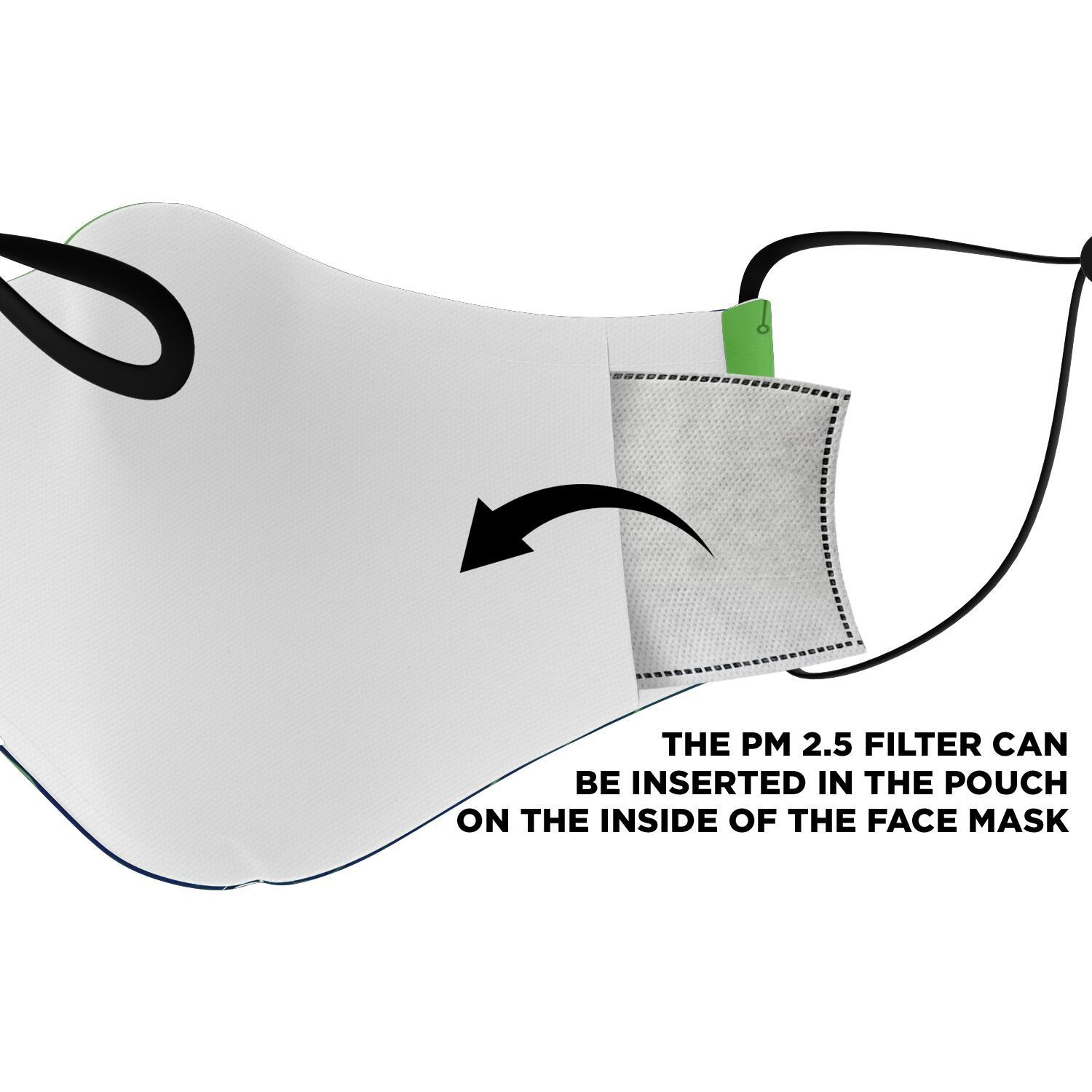 This Is How I Save The World Seattle Seahawks Face Masks 3