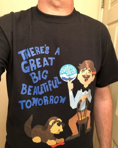 There's A Great Big Beautiful Tomorrow Niagara Falls Shirts photo review