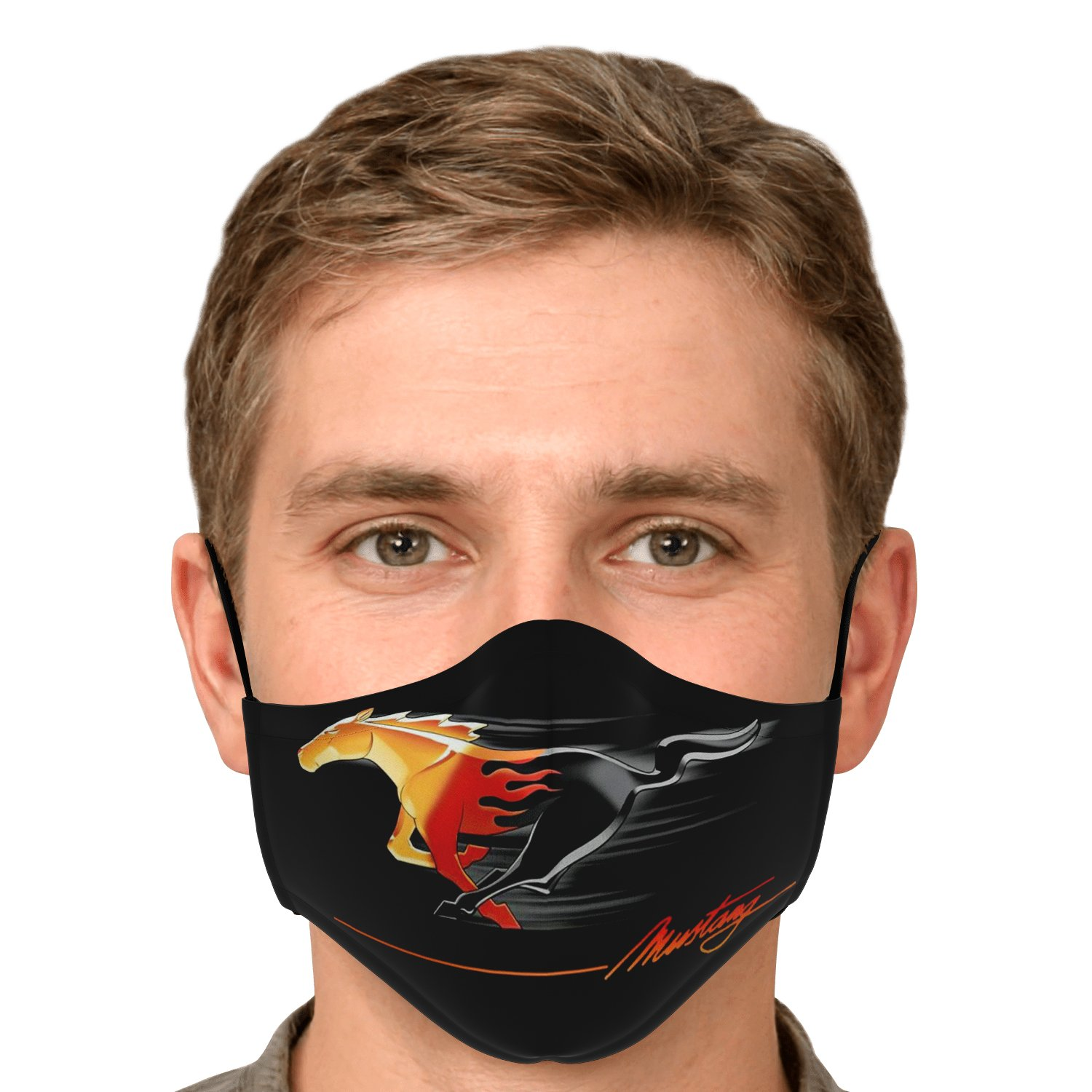 Mustang Face Mask 5