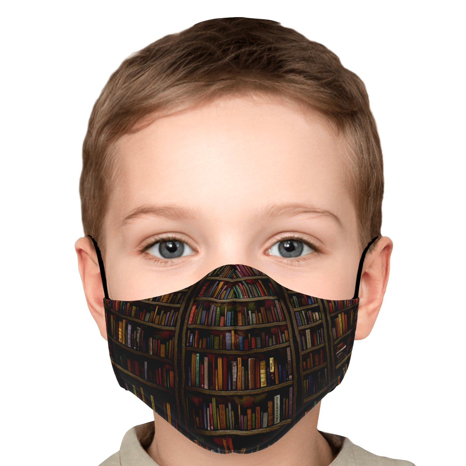 Librarian Old Book Lovers Face Mask 6