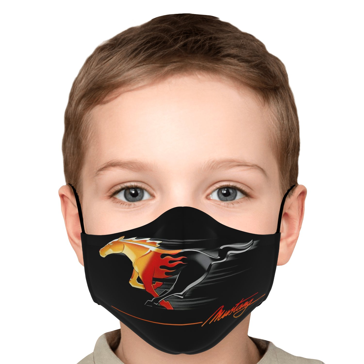 Mustang Face Mask 6