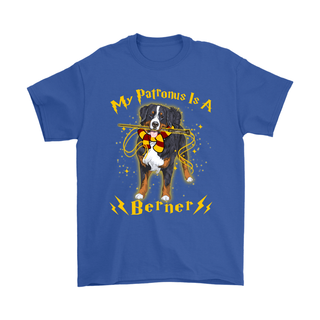 My Patronus Is A Berner Harry Potter Dog Shirts 11