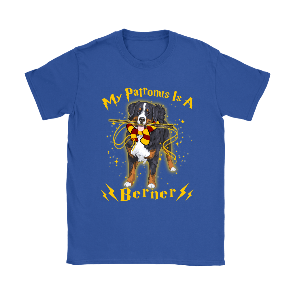 My Patronus Is A Berner Harry Potter Dog Shirts 50