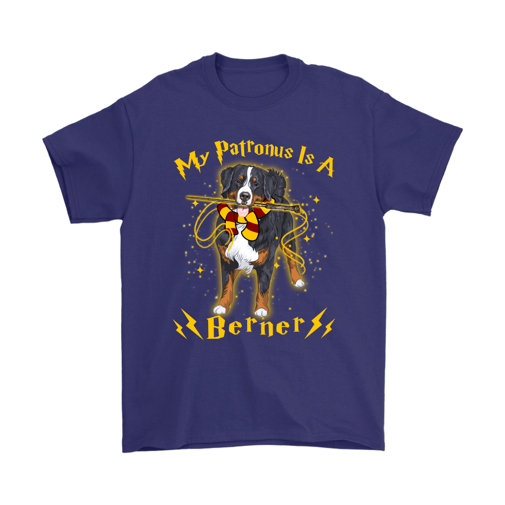 My Patronus Is A Berner Harry Potter Dog Shirts 32