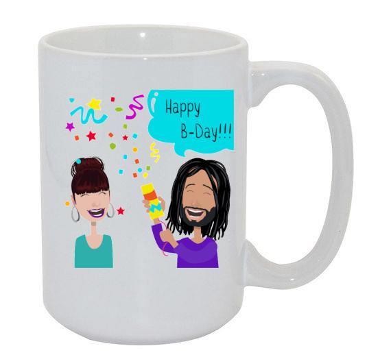 Sublimation-Mugs-15oz-White-Photo-Mug - M&F Happy B-Day jpg - TeeSF