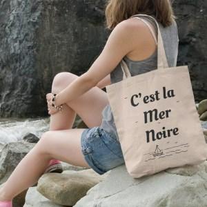 Tote Bag - C'est La Mer Noire